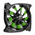 Sharkoon Shark Blades Green - Premium fan case