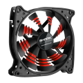 Sharkoon Shark Blades Red - Premium fan case