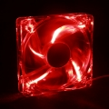 Sharkoon Silent Eagle Red led 120mm - Fan case