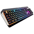 Cougar Attack X3 RGB Premium - Cherry MX Mechanical Aluminium Gaming Keyboard