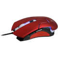 FoxXray Frimaire Red - Optical Gaming Mouse