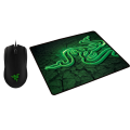Razer Abyssus 2000 and Goliathus Speed Terra Mouse Mat Bundle