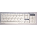 infinity Aqua White - 3 mode Rainbow led Gaming Keyboard