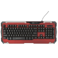 infinity Phoenix Red/Black - 3 color Led Imitation Mechanical Gaming keyboard