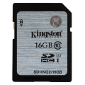 Thẻ nhớ SD 16GB Kingston Class 10