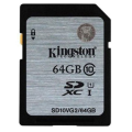 Thẻ nhớ SD 64Gb Kingston Class 10